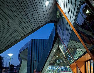 Cultural Centre Entrance