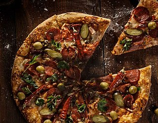 Generic Pizza Header 2