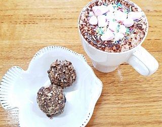 Glandore Cafe 25 Bliss Balls