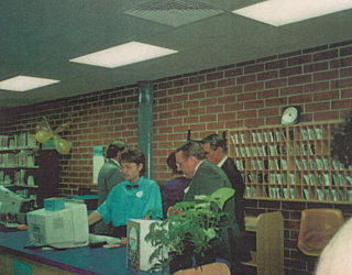 Hcl Opening 1989