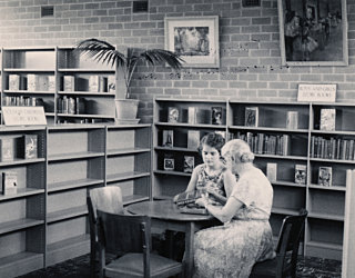 Juliana Bayfield Harriet Pitman Reading