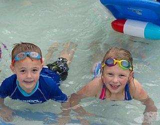 Kiddies In Learners Pool