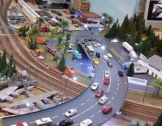Life In Miniature Portland Display
