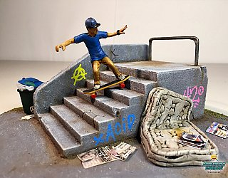 Life in Miniature Skatepark Worlds Workshop