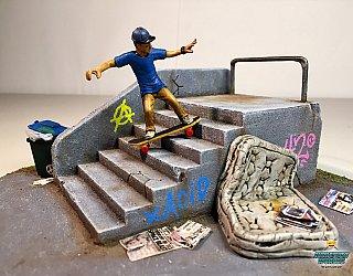 Life in Miniature Skatepark Worlds Workshop