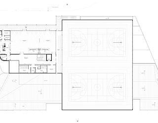 MPSCC first floor plan