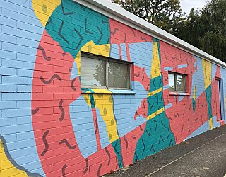 Marion City Band Mural2
