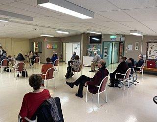 Mitchell Park Volunteer Meeting 2