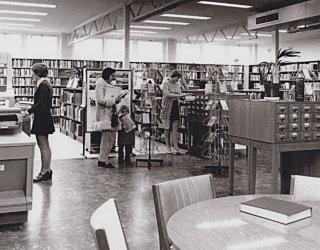 Pitman Library Floor Date Unkown