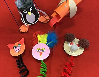 Playful Puppets