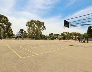 Rajah Street Reserve Sports Basketball 2