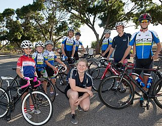 Stephenie Morton And The South Coast Cycling Club 20180115 0026