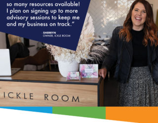 Testimonial Ickle Room
