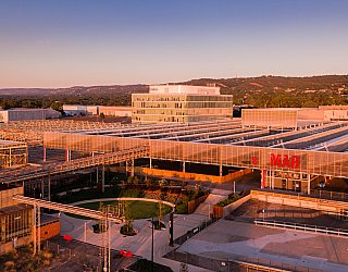 Tonsley Innovation District Sunset