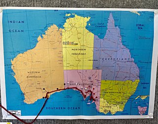 Walk Around Australia 11
