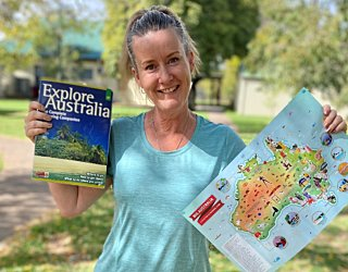 Walk Around Australia 3