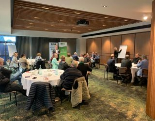 Southern business connections event