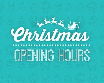 NHC Xmas Opening Hours Latest News