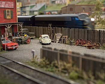 Life In Miniature Turn a Trainset Into a Layout WS