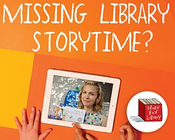 Story Box Library Latest News