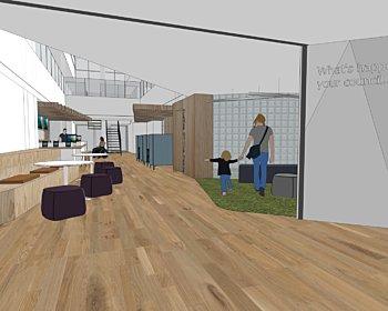 Foyer Concept 1