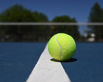 Tarnham Road Reserve Tennis Ball