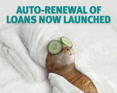 Auto Renewals Latest News