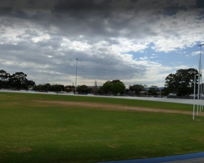 Edwarstown Oval Playground