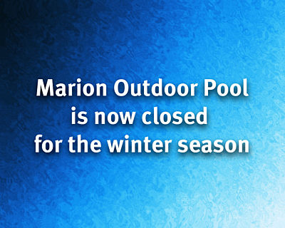 Closed for winter