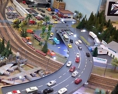Life In Miniature Portland Display