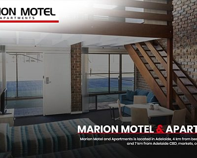 Marion motel and apartments