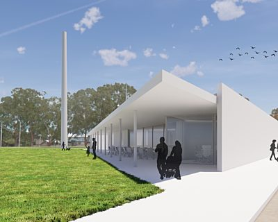 Render Of Building Morphettville