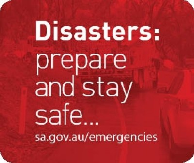 Disasters: prepare and stay safe