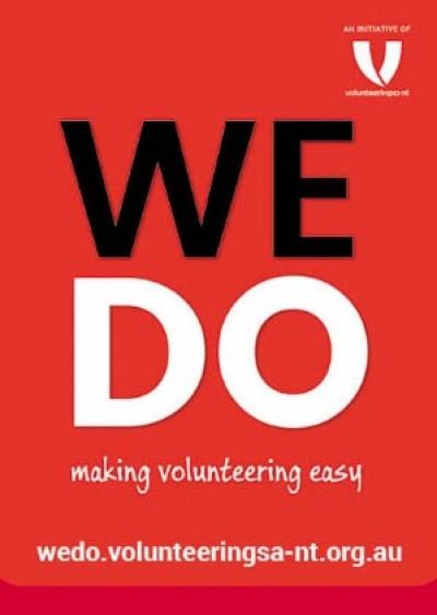 APP: Volunteering SA