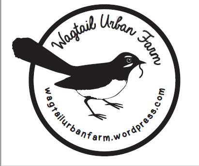 Wagtail Farm Stamp Image