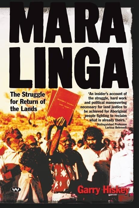 Reconciliation Week Maralinga Book Cover