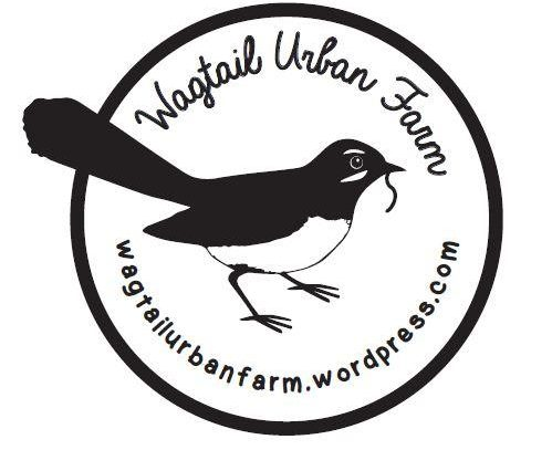 Wagtail Stamp