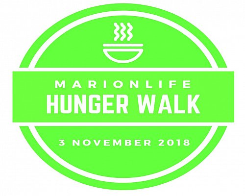 2018 Hunger Walk Logo
