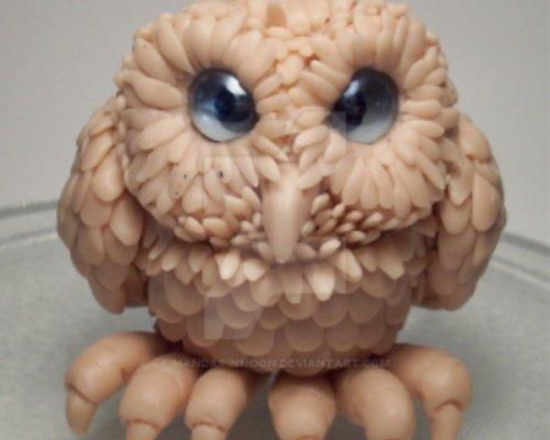 Ceramics Owl