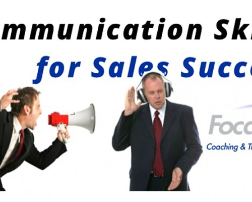 Communication for Sales Success