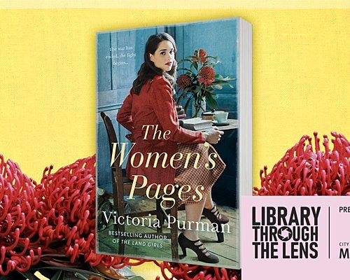 Facebook Banner Victoria Purman