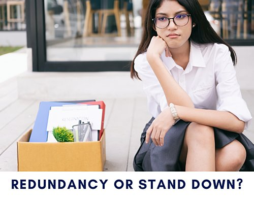 Co M website tile Redundancy or Stand Down 2