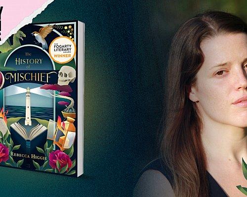 Facebook Banner Rebecca Higgie