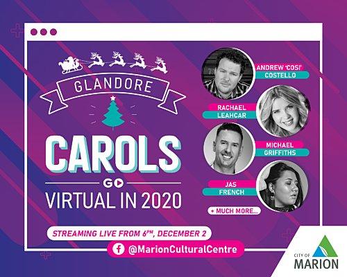 Glandore Carols Website