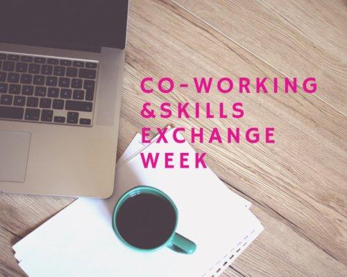 Co working and skills exchange week