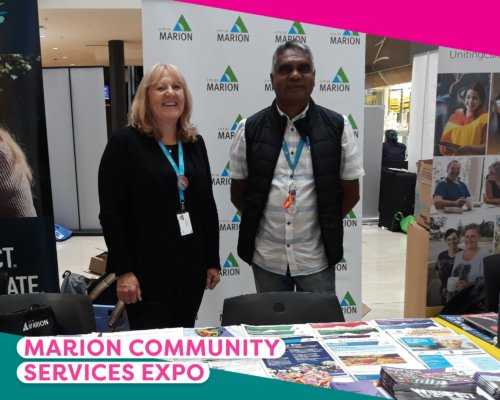 Marion Community Services Expo 2021 Website