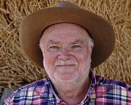 Book Talk Tuesday Bill Marsh Headshot