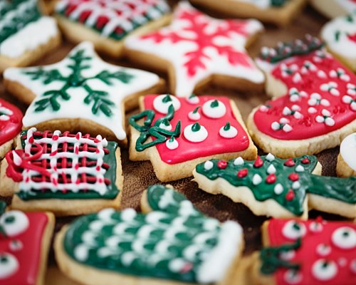 Xmas Cookie Decoration Workshop