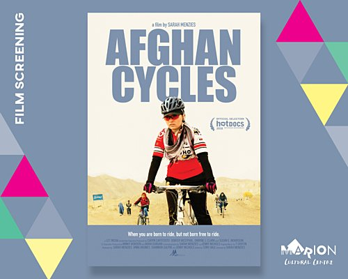 Afghan Cycles Film Screening WEB