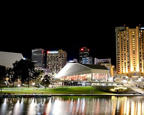 Adelaide Festival Theatre